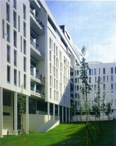 Architekten Franck Hammoutène in Paris