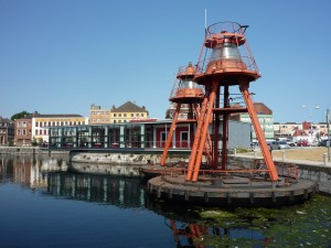 Der Place du Minck in Dunkerque