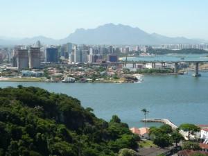 Die Bucht von Vitória