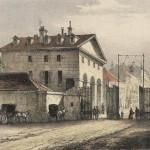 Das Zollhaus von Clichy
