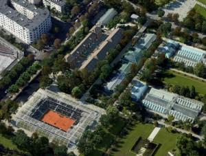 Le Stade Roland Garros