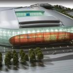 Das Grand Stade von Lille Métropole