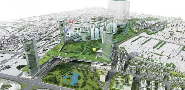 Taichung Gateway Park City