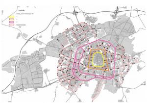 Plan de mobilité à Vitoria