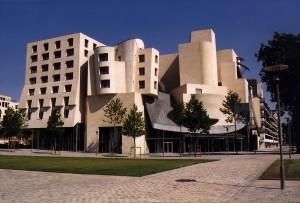 Das American Center in Paris