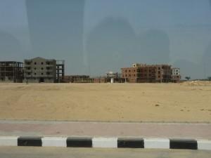 Stadt in der Wüste, New Fayoum