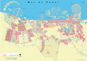 Plan de Dubaï