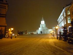 Der Kreml von Kazan in Tatarstan