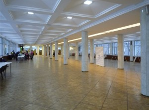 Main hall of the ZIL Cultural Centre in Moscow