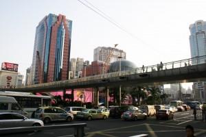 Carrefour commercial de Xujiahui