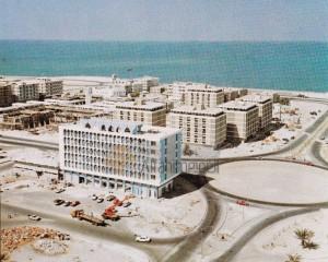 Corniche Residence in Abu Dhabi1980s