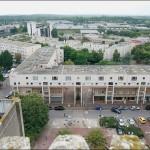 Der Wohnbau Marquis-de-Raies in Courcouronnes