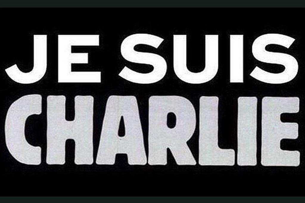 Je suis Charlie 07.01.15, F-Paris