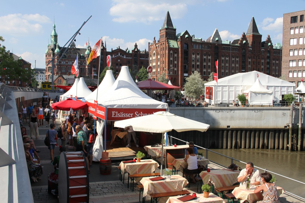 Events in der HafenCity