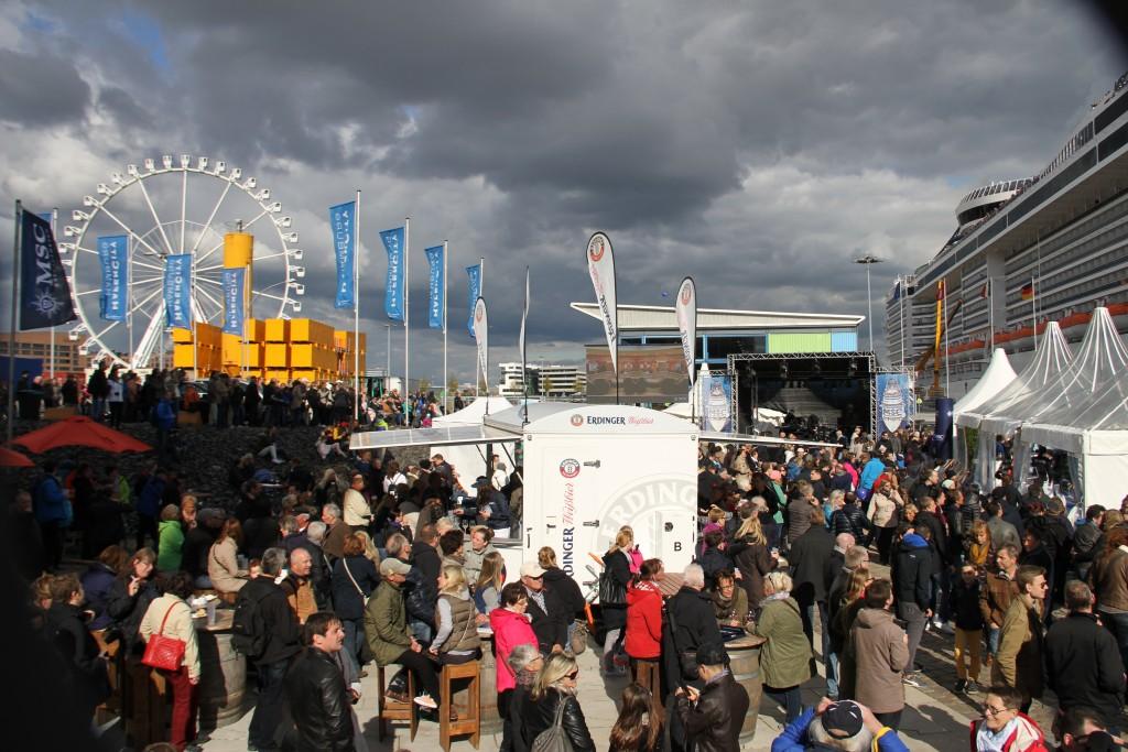 Events in der HafenCity