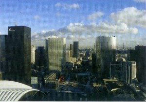 La Défense F-Paris