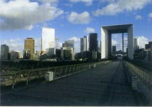 La Défense F-Paris