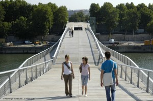 Passerelle Simon de Beauvoir