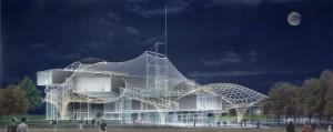 Der Gewinner-Entwurf der Architekten