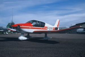 Model DR 400 der DR Serie von APEX Aircrafts