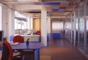 Workplaces on platform A