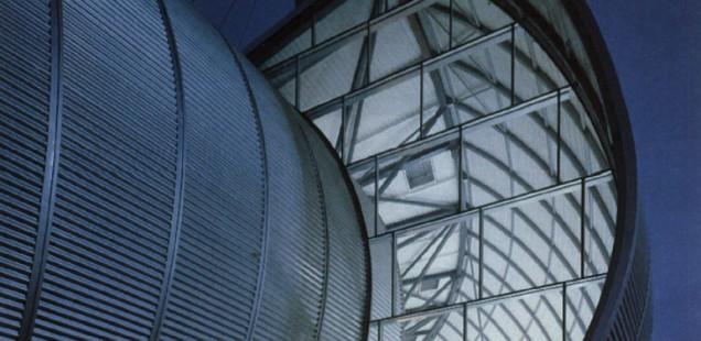 Der Eingangsbereich des Zenith von außen