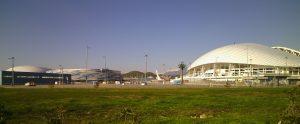 Le complexe côtier à Sotchi