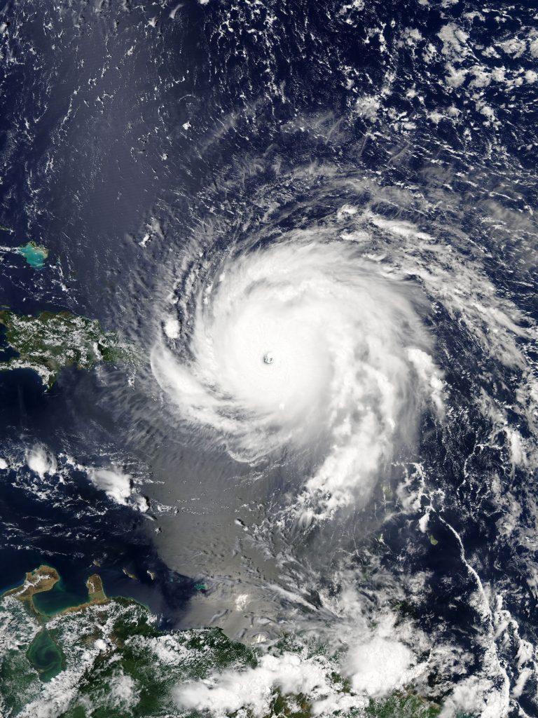 Hurrikan Irma 2017