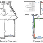 Proposed interventions in an a flat
