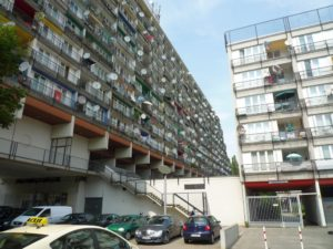 Parc immobilier à Berlin