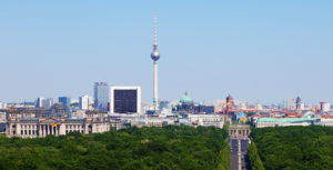 Cityscape of Berlin