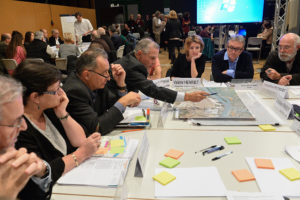 Public participation on planning proposals in the Paris region