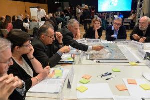 Public participation on planning proposals in the Paris region