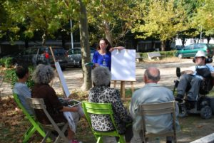 Public participation on planning proposals in the Bordeaux region