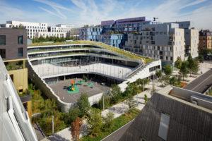 Primary school for sciences and biodiversity close to Paris