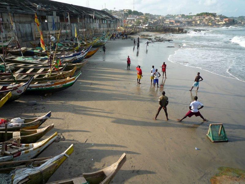05.06.10 Accra, Ghana 2010 © Christian Horn 2010