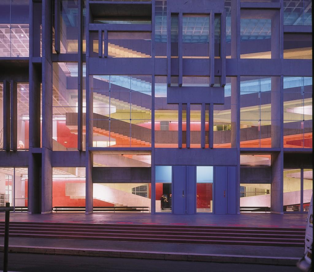 Ensa Paris Val De Seine centre national de la danse - france - urbanplanet info