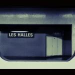 Les Halles in Paris