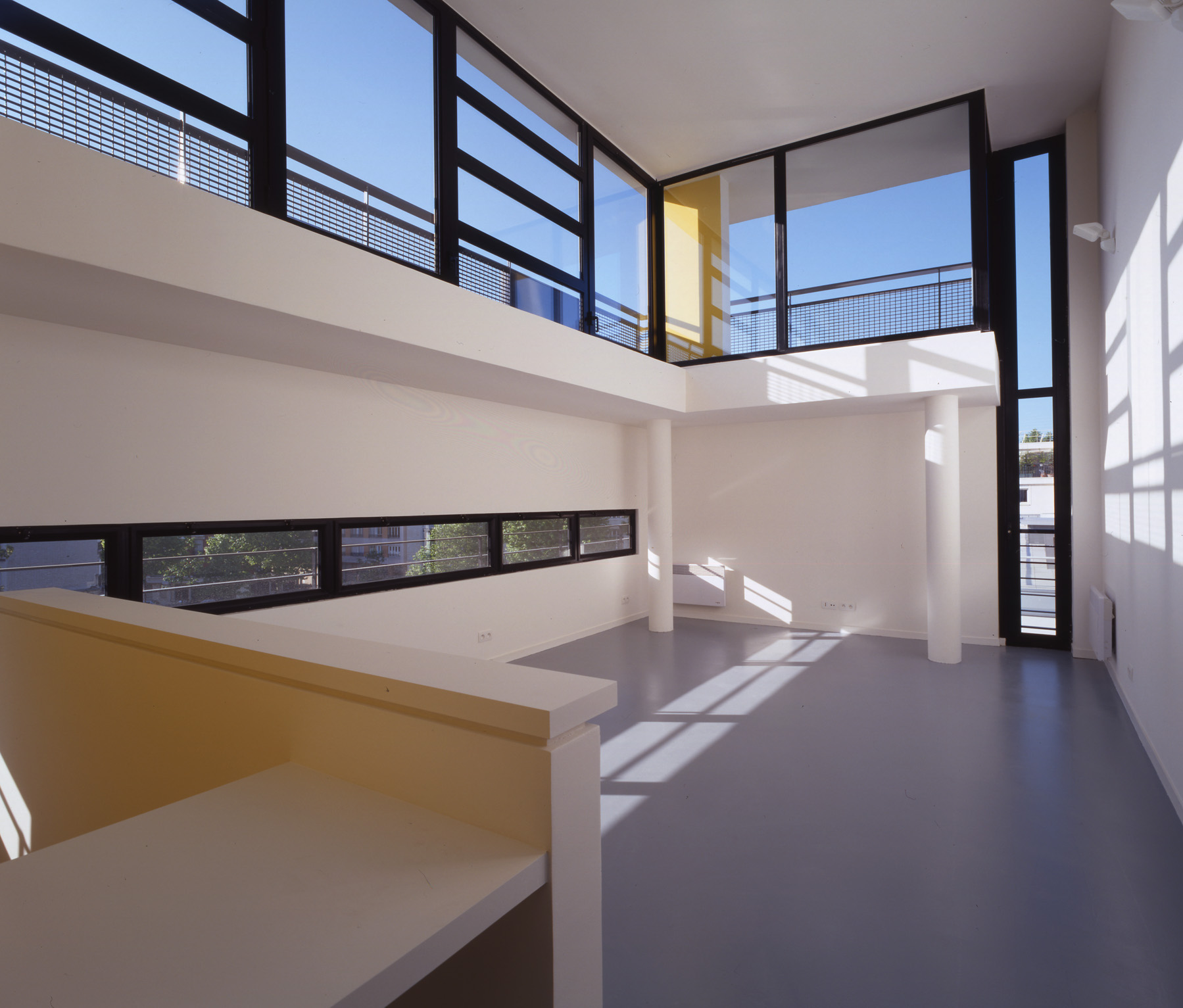 Ensa Paris Val De Seine artists' studios paris - france - urbanplanet info