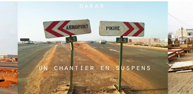 Daker - Chantier en suspense