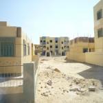 Leere Wohnungen in New Fayoum