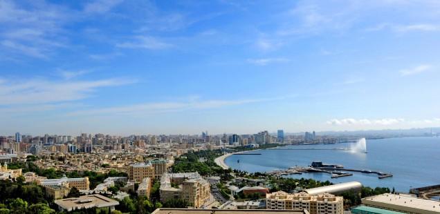 Baku City, Az-BAKU 2013 © Vugar Amrullayev