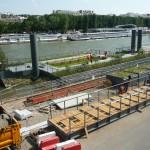 Neugestaltung der Seineufer von Paris
