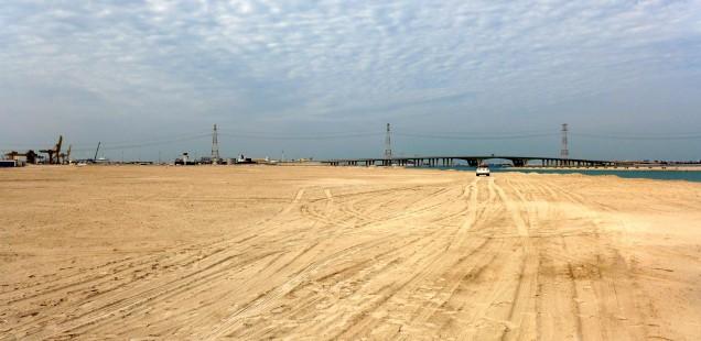 Sector 4 of Al Reem Island in Abu Dhabi