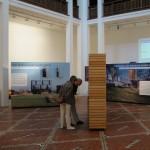 """Die Ausstellung """"Konstruktive Provokation, Neues Bauen in Vorarlberg"""" in Paris"""
