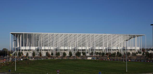 Das Stadion Matmut-Atlantique