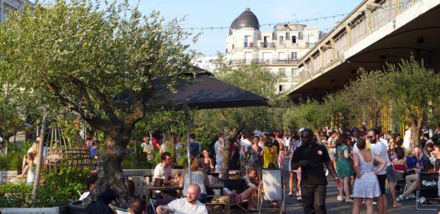 Zwischennutzung im Aufwind - Frankreich - Urbanplanet