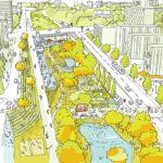 Der Boulevard Périphérique in 2030