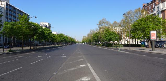 Cours de Vincennes à Paris