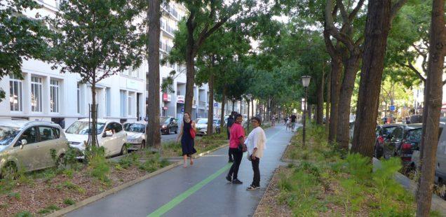 Boulevard de Charonne à Paris